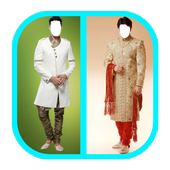 Photo Editor - Sherwani Dress icon