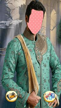 Photo Editor - Sherwani Dress screenshot 2