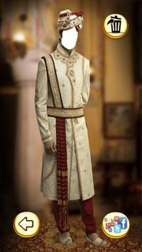 Photo Editor - Sherwani Dress screenshot 9