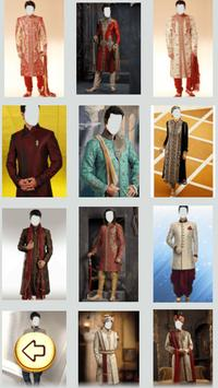 Photo Editor - Sherwani Dress screenshot 11