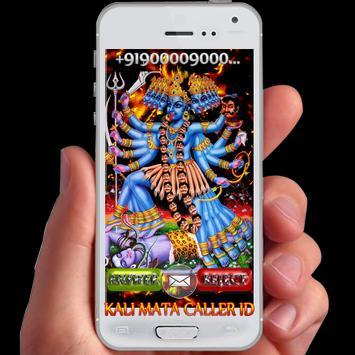 Kali Mata FullScreen Caller ID poster
