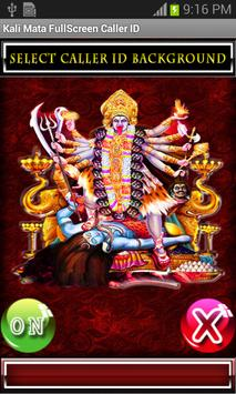 Kali Mata FullScreen Caller ID screenshot 25