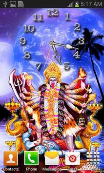 Kali Mata Clock Live Wallpaper screenshot 28