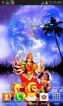 Kali Mata Clock Live Wallpaper screenshot 21