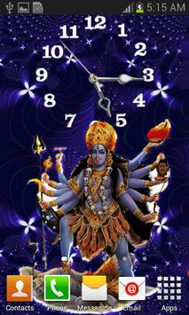 Kali Mata Clock Live Wallpaper screenshot 6