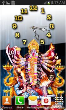 Kali Mata Clock Live Wallpaper screenshot 8