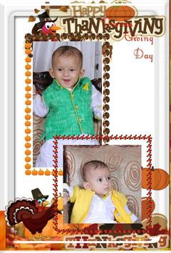 Thanks Giving Day PhotoCollege screenshot 25