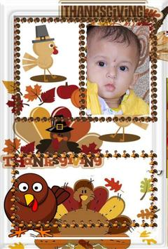 Thanks Giving Day PhotoCollege screenshot 2