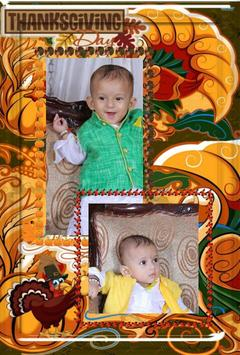 Thanks Giving Day PhotoCollege screenshot 4