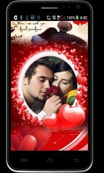 Love Valentine Photoframe apk screenshot