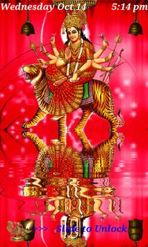 Kanaka Durga live Wallpaper poster