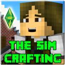 The SimCraft : Build Town Crafting Exploration APK