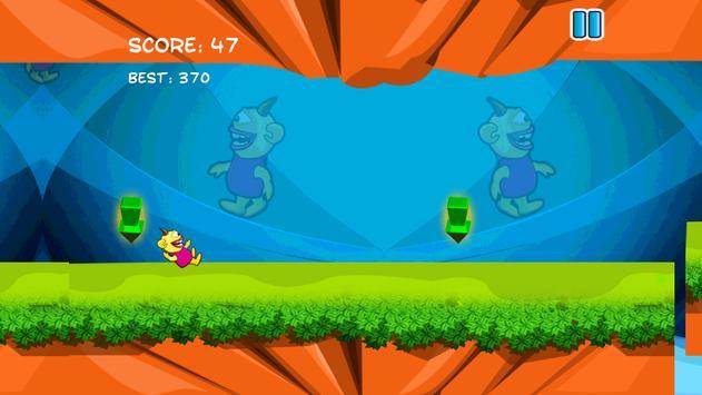 Monster Angry Rush apk screenshot