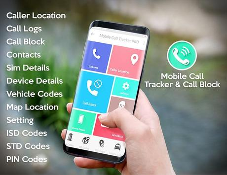 Caller ID & Number Locator & Call Blocker poster