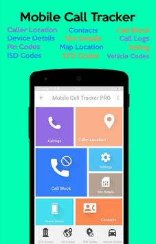 Caller ID & Number Locator & Call Blocker screenshot 1