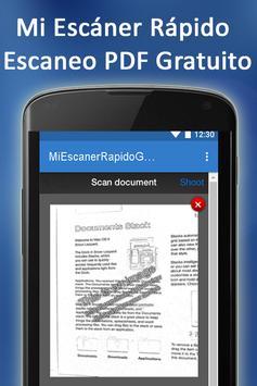 Mi Escaner Rapido Gratuito screenshot 5