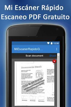 Mi Escaner Rapido Gratuito screenshot 6