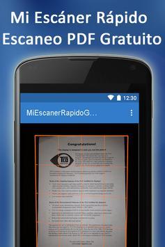Mi Escaner Rapido Gratuito screenshot 9