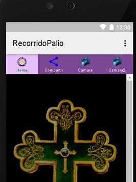 Recorrido Palio 14 screenshot 1