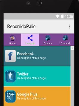 Recorrido Palio 14 screenshot 2