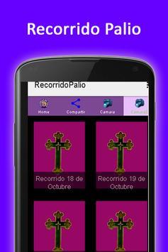 Recorrido Palio 14 screenshot 5