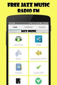 Jazz App - Jazz Music Radio screenshot 1