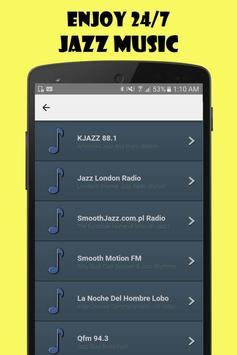 Jazz App - Jazz Music Radio screenshot 2