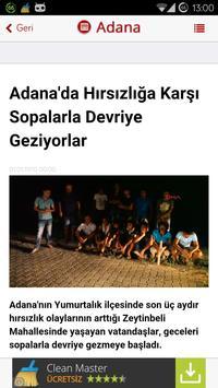 Adana Haberleri apk screenshot