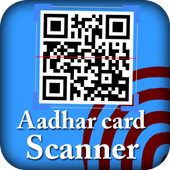 Aadhaar Scanner icon