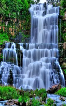 Waterfall HD Wallpapers poster