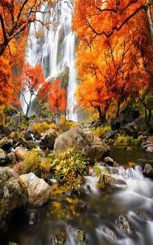 Waterfall HD Wallpapers apk screenshot