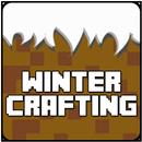 Winter Mine Crafting Amazing House Pocket Edition APK