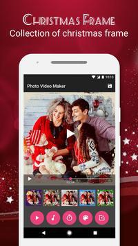 Christmas Video Maker with Music screenshot 3