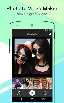 Photo Video Movie Maker poster