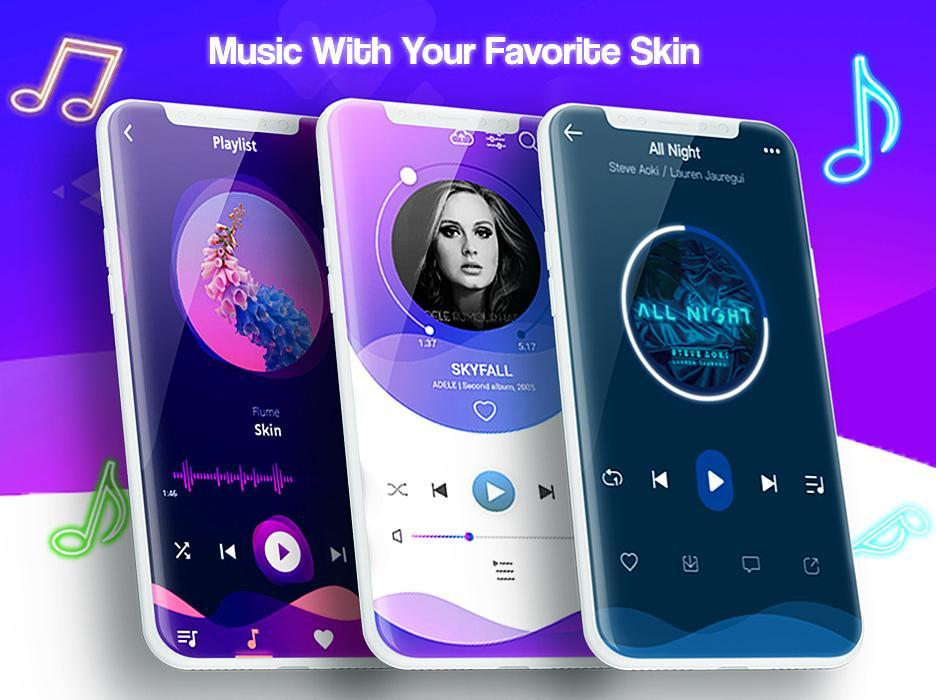 iPlayer - Music IOS12 Best Music Player i Phone XS for Android - APK