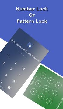AppLock apk screenshot