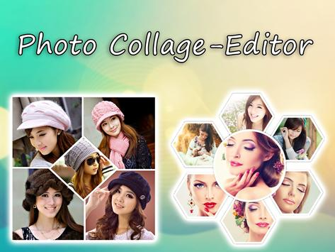Photo Collage-Photo Editor poster