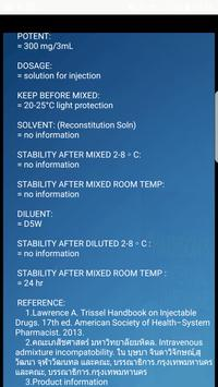 INJECTION STABILITY screenshot 2