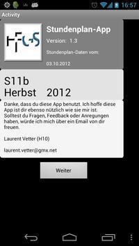 S11b Stundenplan HFGS screenshot 3