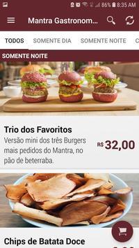 Mantra Gastronomia e Arte screenshot 1