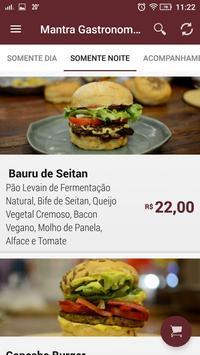 Mantra Gastronomia e Arte screenshot 2
