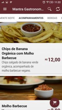 Mantra Gastronomia e Arte screenshot 3