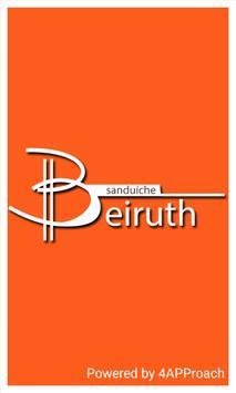 Sanduíche Beiruth poster