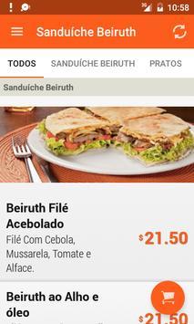 Sanduíche Beiruth apk screenshot