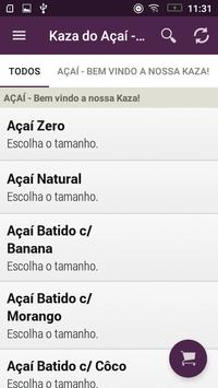 Kaza do Açaí - Porto Alegre screenshot 1
