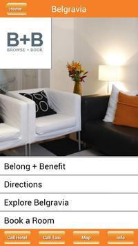 Belong and Benefit apk screenshot