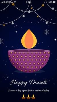 E-Diwali poster