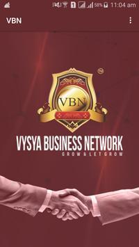 Vysya Business Network poster