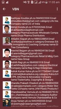 Vysya Business Network apk screenshot