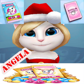 Best For My Talking Angela Full Strategy icon
